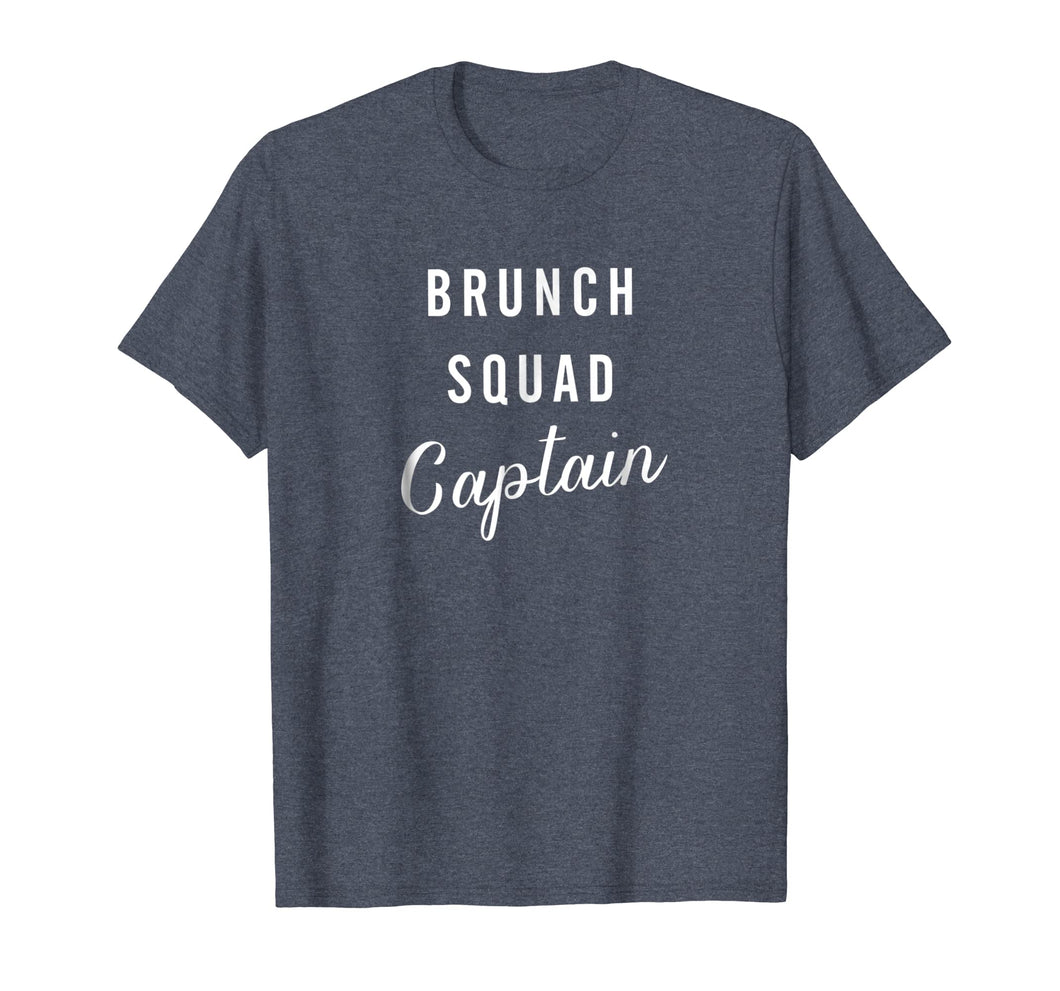 Funny shirts V-neck Tank top Hoodie sweatshirt usa uk au ca gifts for Brunch Squad Captain Funny Brunch T-Shirt 1606983