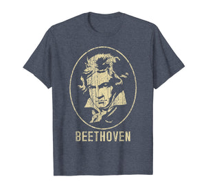 Funny shirts V-neck Tank top Hoodie sweatshirt usa uk au ca gifts for Beethoven T Shirt Ludwig Van Tee Classical Composer Gift 1246677