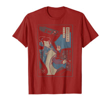 Laden Sie das Bild in den Galerie-Viewer, Pilot-Samurai Japanese T-Shirt T-Shirt