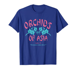 Orchids Of Asia Day Spa Shirt Robert For T-Shirt
