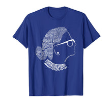 Laden Sie das Bild in den Galerie-Viewer, Notorious RBG Shirt Ruth Bader Ginsburg Quotes Feminist Gift