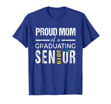 Laden Sie das Bild in den Galerie-Viewer, Proud Mom of 2019 Senior Graduation Shirt Graduate Gift