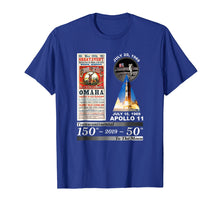 Laden Sie das Bild in den Galerie-Viewer, Funny shirts V-neck Tank top Hoodie sweatshirt usa uk au ca gifts for Transcontinental Railroad and Apollo 11 Anniversary Shirt 1361665