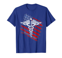 Laden Sie das Bild in den Galerie-Viewer, Funny shirts V-neck Tank top Hoodie sweatshirt usa uk au ca gifts for Patriotic Nurse Tee Shirts American Flag Proud Nursing Gift 1408571