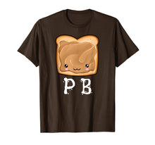 Laden Sie das Bild in den Galerie-Viewer, Funny shirts V-neck Tank top Hoodie sweatshirt usa uk au ca gifts for Kawaii PB&J Peanut Butter & Jelly Halloween Matching Tshirt 1034833