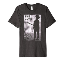 Laden Sie das Bild in den Galerie-Viewer, The Cure Boys Dont Cry T-shirt For Christmas