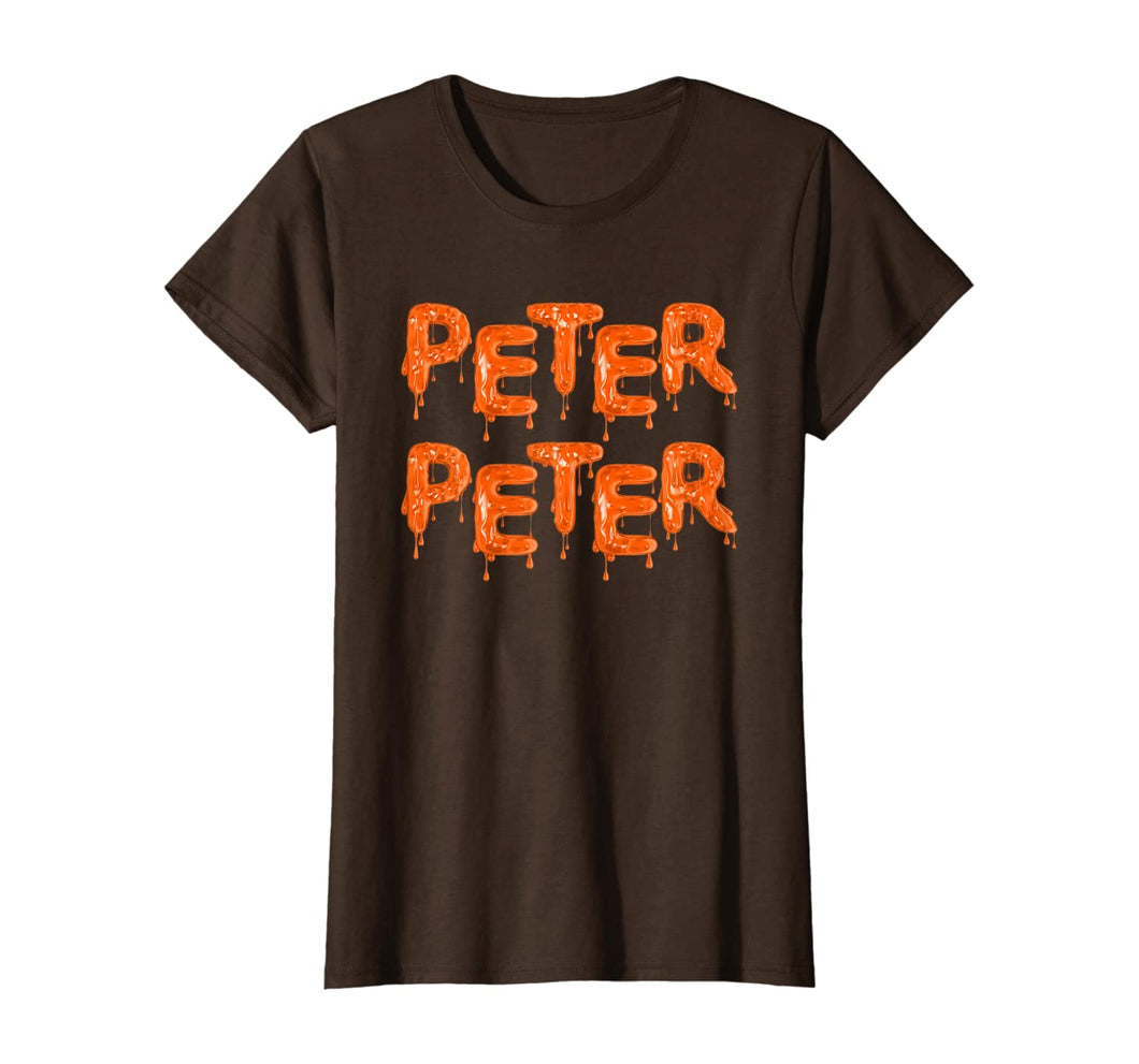 Peter Peter Pumpkin Eater Halloween Costume Limited Edition T-Shirt