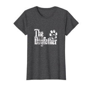 Funny shirts V-neck Tank top Hoodie sweatshirt usa uk au ca gifts for The Dogfather T-Shirt | Dog Dad Funny| Father's Day Gifts 1187676
