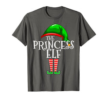Laden Sie das Bild in den Galerie-Viewer, The Princess Elf Group Matching Family Christmas Gift Funny T-Shirt