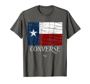 Funny shirts V-neck Tank top Hoodie sweatshirt usa uk au ca gifts for Converse TX - T-Shirt | Texas Flag - City State Graphic Tee 1397942