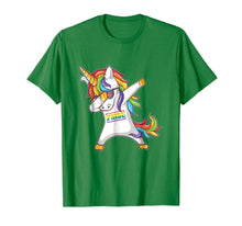 Laden Sie das Bild in den Galerie-Viewer, Pride LGBT Gay Be Lesbian Unicorn Dabbing Funny T Shirt