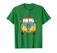 Laden Sie das Bild in den Galerie-Viewer, Funny shirts V-neck Tank top Hoodie sweatshirt usa uk au ca gifts for Vintage Hippie Bus - Cute Van T-Shirt 1168695