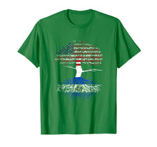 Laden Sie das Bild in den Galerie-Viewer, Funny shirts V-neck Tank top Hoodie sweatshirt usa uk au ca gifts for American Heart Salvadorean Roots Patriot USA El Salvador Tee 2318707