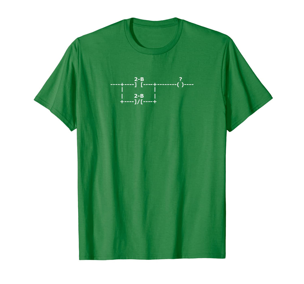 Program Ladder Logic 2 Be or NOT T-Shirt