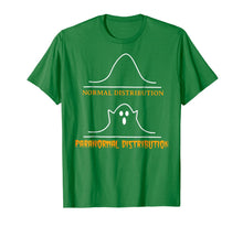 Laden Sie das Bild in den Galerie-Viewer, Normal Paranormal Distribution T-Shirt