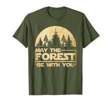 Laden Sie das Bild in den Galerie-Viewer, Funny shirts V-neck Tank top Hoodie sweatshirt usa uk au ca gifts for May The Forest Be With You T-Shirt 1463141