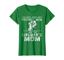 Laden Sie das Bild in den Galerie-Viewer, Funny shirts V-neck Tank top Hoodie sweatshirt usa uk au ca gifts for I'm Not Just Any Football Mom I Am The Lineman's Mom Tshirt 2505693