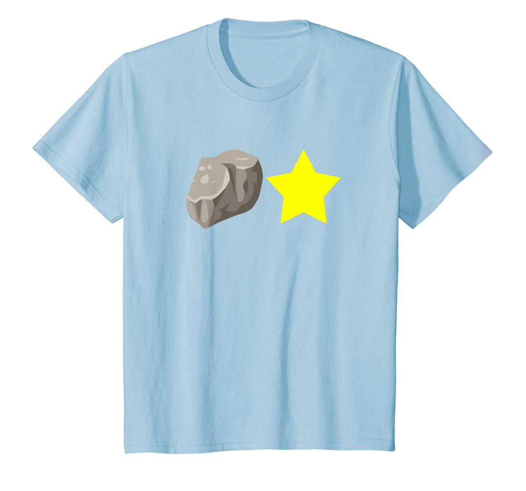 Rock Star Funny Cartoon Tee Shirt Joke Rockstar Musical Pun