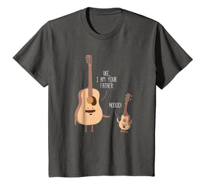 Uke I Am Your Father T Shirt Ukulele Guitar Music