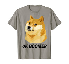 Laden Sie das Bild in den Galerie-Viewer, Ok Boomer  T-Shirt