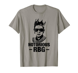 Notorious RBG Shirt Gift T-Shirt For Ruth Bader Ginsburg Fan
