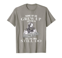 Laden Sie das Bild in den Galerie-Viewer, Some of us Grew up Listening to Bob tshirt Seger Funny Music T-Shirt