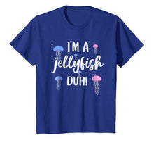 Laden Sie das Bild in den Galerie-Viewer, Funny shirts V-neck Tank top Hoodie sweatshirt usa uk au ca gifts for I'm A Jellyfish Duh Halloween Costume Tshirt 2226039