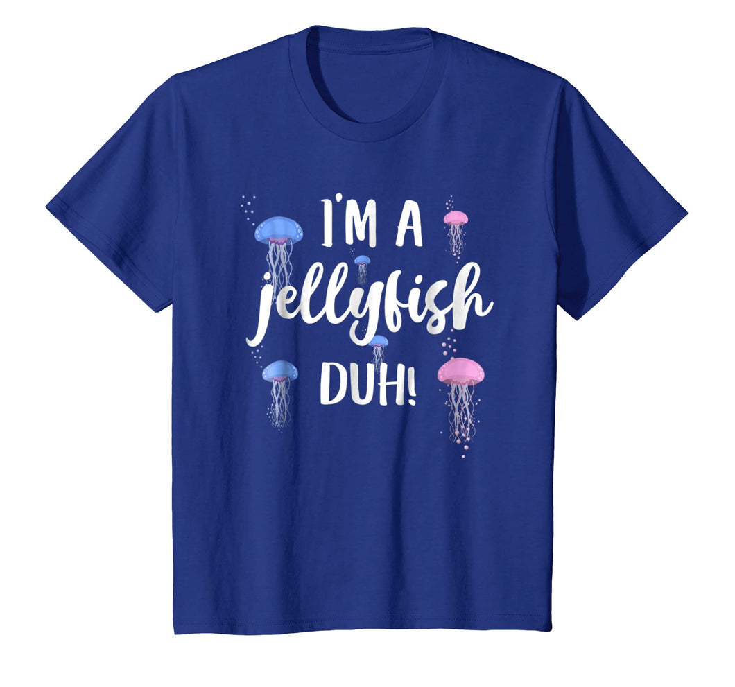 Funny shirts V-neck Tank top Hoodie sweatshirt usa uk au ca gifts for I'm A Jellyfish Duh Halloween Costume Tshirt 2226039