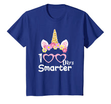 Laden Sie das Bild in den Galerie-Viewer, Funny shirts V-neck Tank top Hoodie sweatshirt usa uk au ca gifts for 100 Days of School Shirt Unicorn Girls Costume Gift Tee 1696260