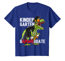 Laden Sie das Bild in den Galerie-Viewer, Funny shirts V-neck Tank top Hoodie sweatshirt usa uk au ca gifts for Kindergarten Grawrduate Dinosaur Graduation Cap Shirt Gift 221860