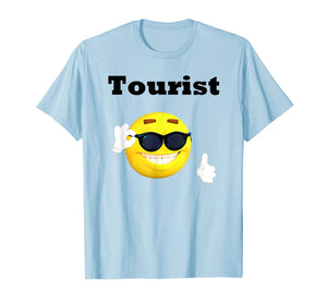 Tourist T-Shirt For Family Men, Women,Teens,Kids,Boys, Girls T-Shirt