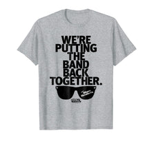 Laden Sie das Bild in den Galerie-Viewer, The Blues Brothers Band Back Together Graphic T-Shirt