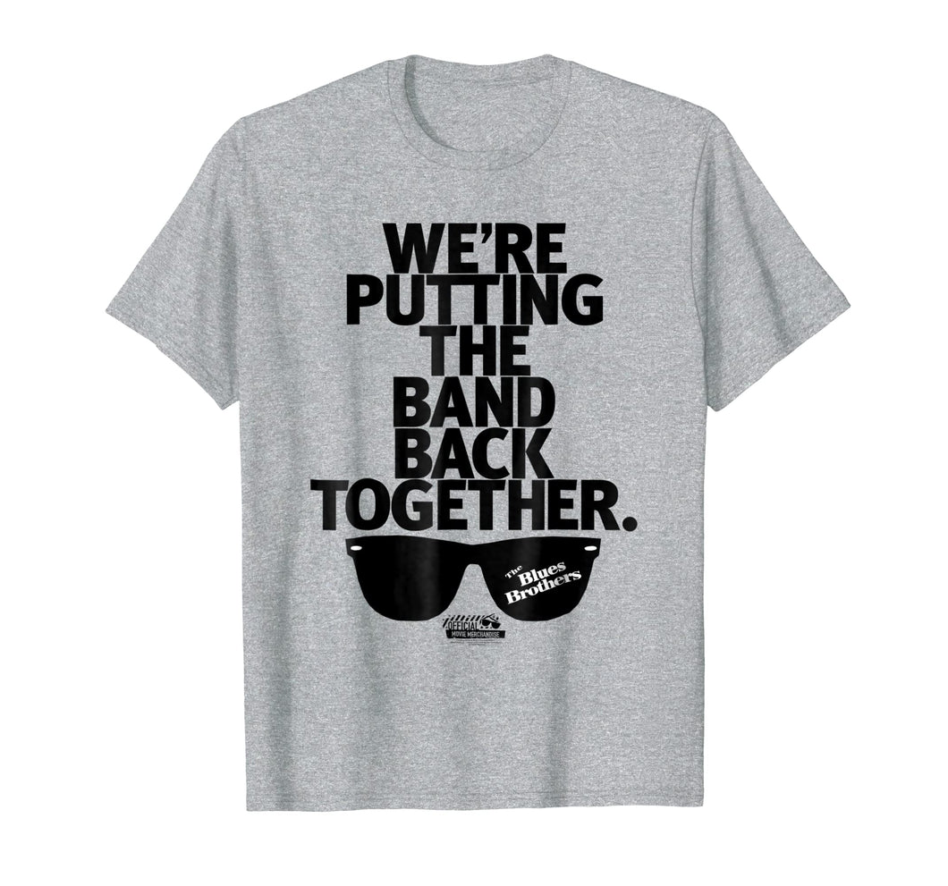 The Blues Brothers Band Back Together Graphic T-Shirt
