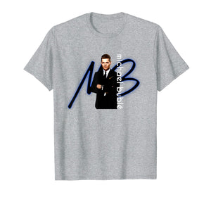 Funny shirts V-neck Tank top Hoodie sweatshirt usa uk au ca gifts for Michael Love You Anymore-Buble T-shirt Cool 2227531