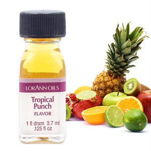 Tropical Punch Flavoring Oil - Della's Glam