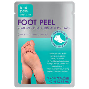 SKIN REPUBLIC Foot Peel Foot Mask 40g
