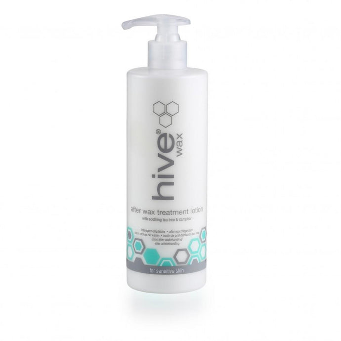 Hive After Wax Treatment Lotion 400ml