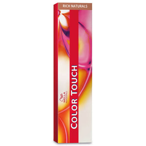 Wella Color Touch Permanent Hair Colour - 60ml, 8/43 Light Red Gold Blonde