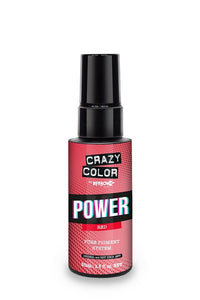 Crazy Color Power Pigment Red - 50ml