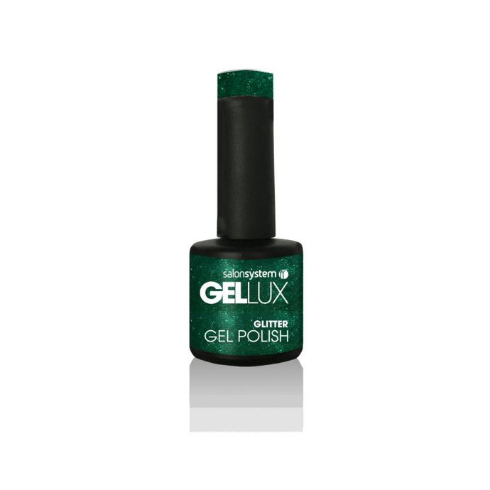 Salon System Gellux Nail Polish - Mini Emerald City 8ml