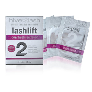 Hive Dual Lashlift & Brow Lamination Treatment Lotion - Step 2