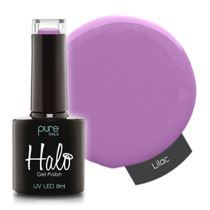 Halo Gel Nail Polish - 8ml Lilac
