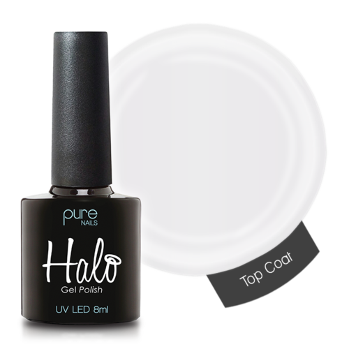 Halo Gel Polish 8ml Top Coat