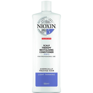 Nioxin Scalp Therapy Conditioner System 5 for Chemically Treated Hair with Light Thinning 1L