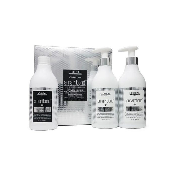 L'Oreal Professionnel Smartbond Technical Kit 3x 500ml