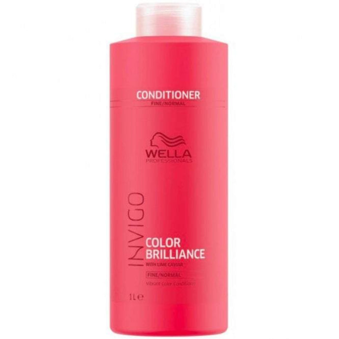 Wella Professionals INVIGO Color Brilliance Conditioner for Fine/Normal Hair 1000ml
