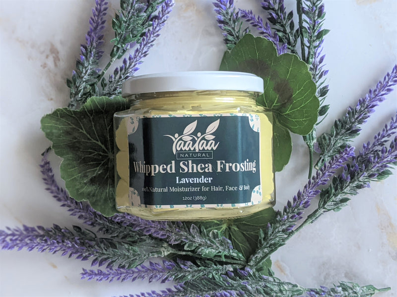 Picture of Lavender Whipped Shea Butter