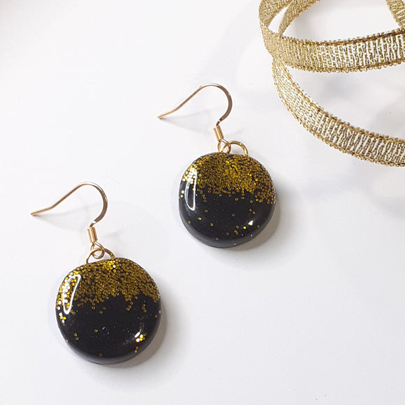 Christmas Baubles - Black