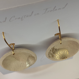 Calabash Statement Earrings