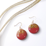 Christmas Baubles - Red